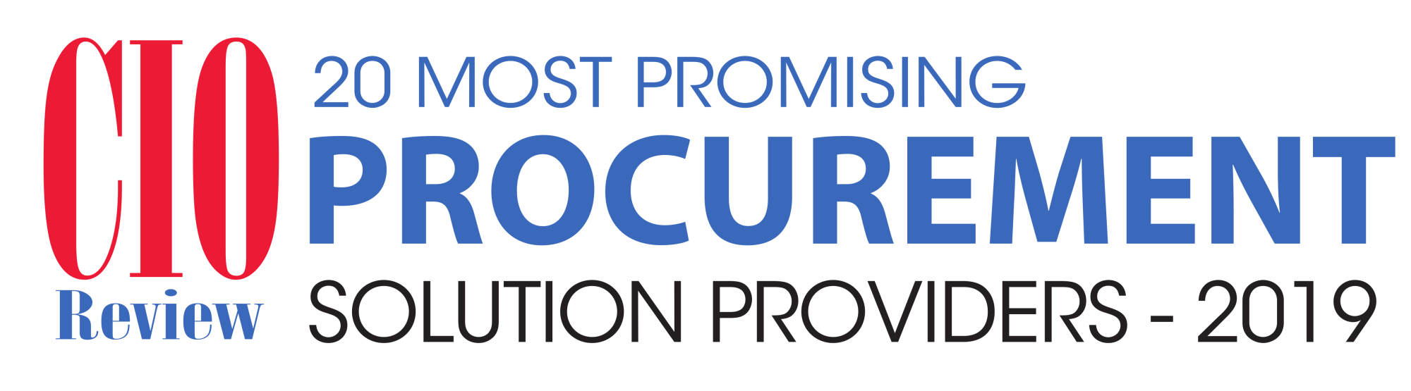 CureMint Named 20 Most Promising Procurement Solution Providers by CIO Review